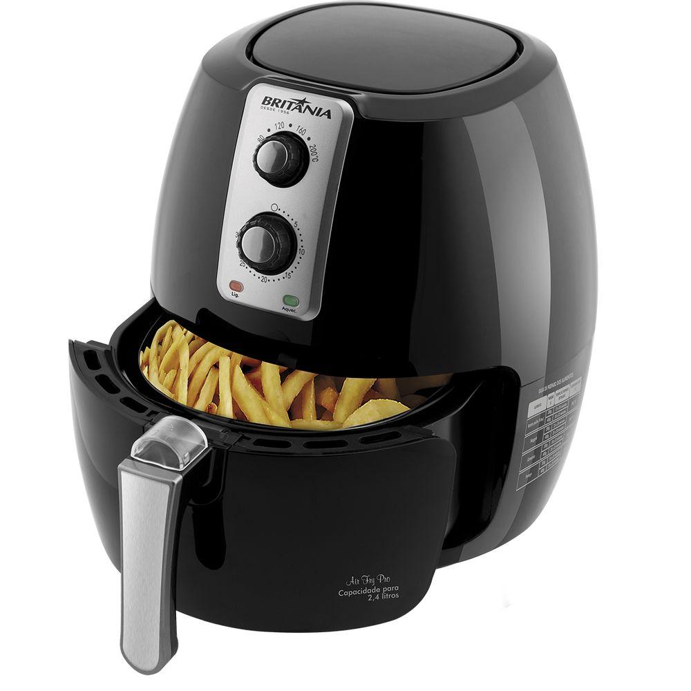 Fritadeira Air Fry Pro Preta Britânia.jpg