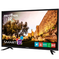 TV Smart 32 polegadas LED Britânia