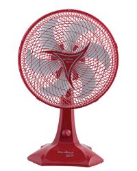 Ventilador Britânia Protect 30 vermelho com 6 hélices